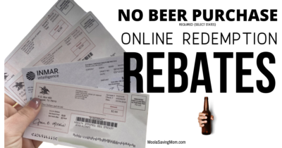 online beer rebates