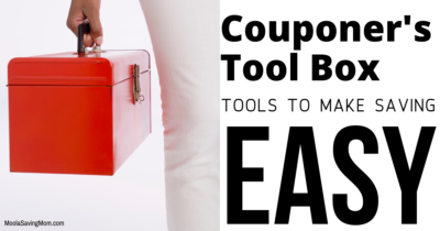 couponer toolbox