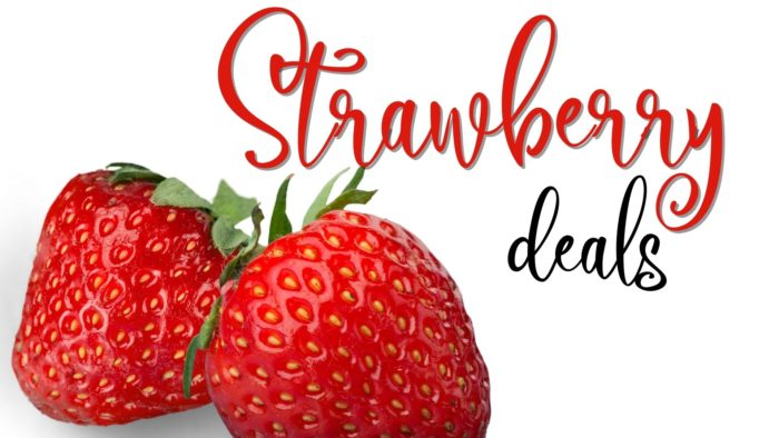 strawberry deals